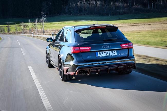 Audi RS6-R độ 730 mã lực của ABT Sportsline 4