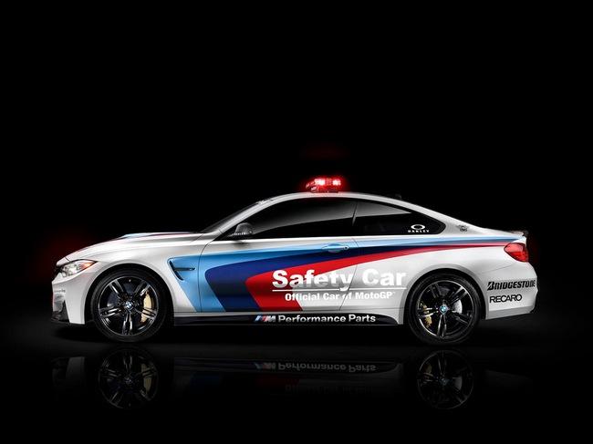 BMW khoe xe an toàn mới tại giải đua MotoGP 2
