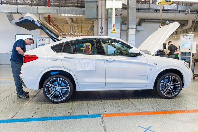 BMW X7 chắc chắn sẽ đi vào sản xuất 5