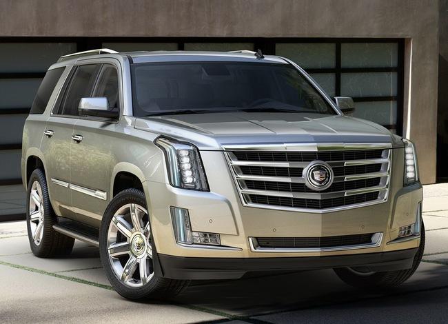 Cadillac Escalade 2015 có giá từ 72.690 USD 2