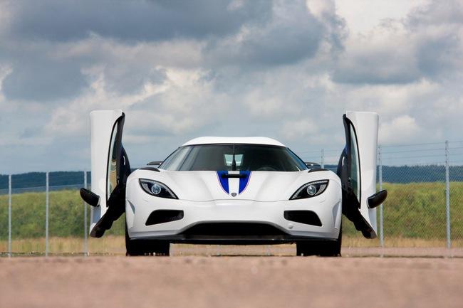 Koenigsegg đã chọn được nhà phân phối tại Mỹ 1