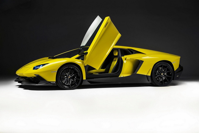 Lamborghini Aventador LP720-4 50º Anniversario với nội thất cực độc 8