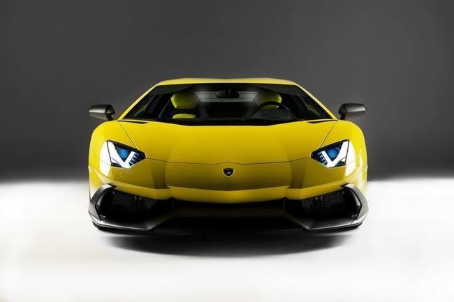 Lamborghini Aventador LP720-4 50º Anniversario với nội thất cực độc 9