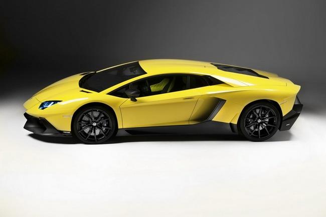 Lamborghini Aventador LP720-4 50º Anniversario với nội thất cực độc 10