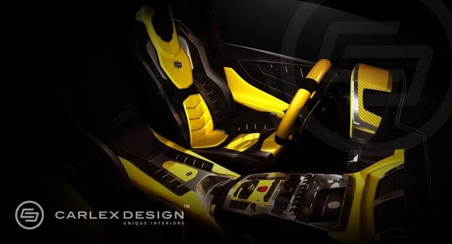Lamborghini Aventador LP720-4 50º Anniversario với nội thất cực độc 6
