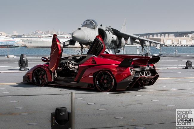 Chưa xuất xưởng, Lamborghini Veneno Roadster bị làm giá 1