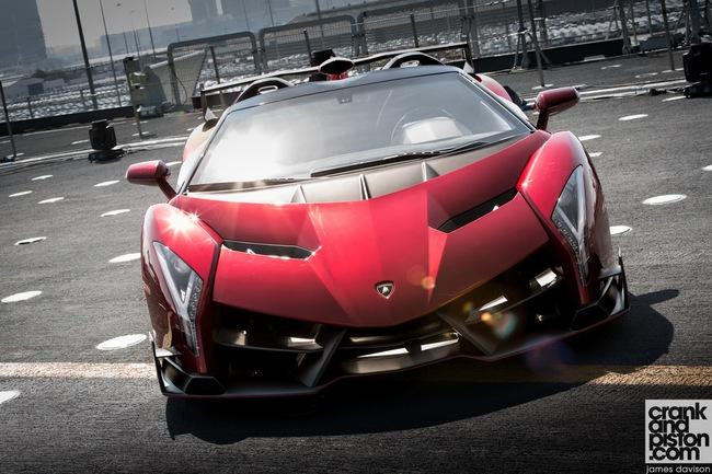 Chưa xuất xưởng, Lamborghini Veneno Roadster bị làm giá 2