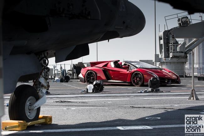 Chưa xuất xưởng, Lamborghini Veneno Roadster bị làm giá 6