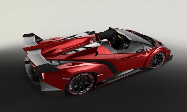 Chưa xuất xưởng, Lamborghini Veneno Roadster bị làm giá 11