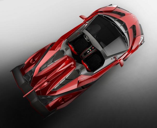 Chưa xuất xưởng, Lamborghini Veneno Roadster bị làm giá 12