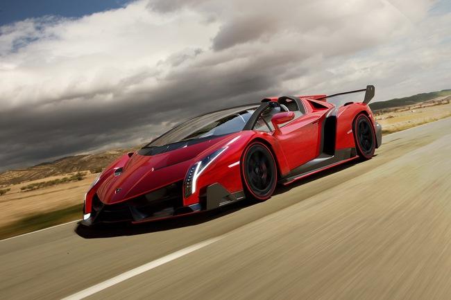 Chưa xuất xưởng, Lamborghini Veneno Roadster bị làm giá 15