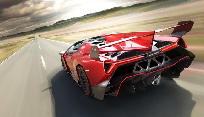 Chưa xuất xưởng, Lamborghini Veneno Roadster bị làm giá 16