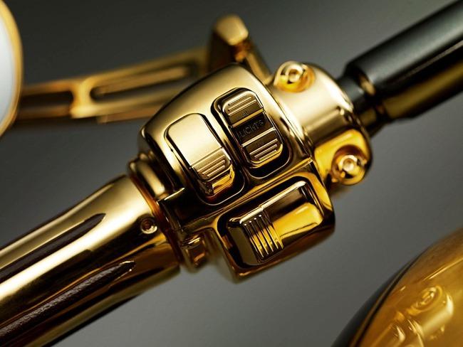 A. Kahn Design hé lộ mô tô hàng khủng mới 6