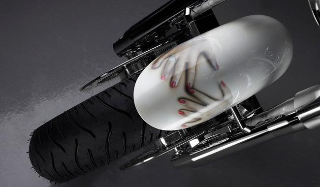A. Kahn Design hé lộ mô tô hàng khủng mới 10