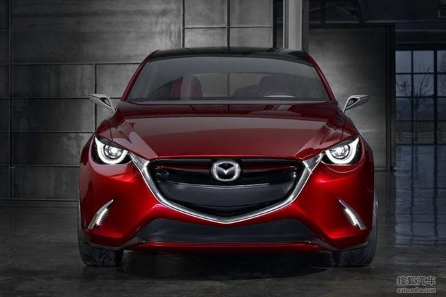 Mazda Hazumi: Hiện thân của Mazda2 thế hệ mới 2
