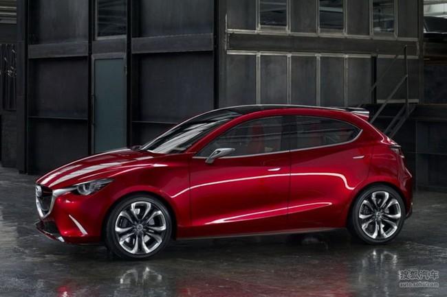 Mazda Hazumi: Hiện thân của Mazda2 thế hệ mới 4