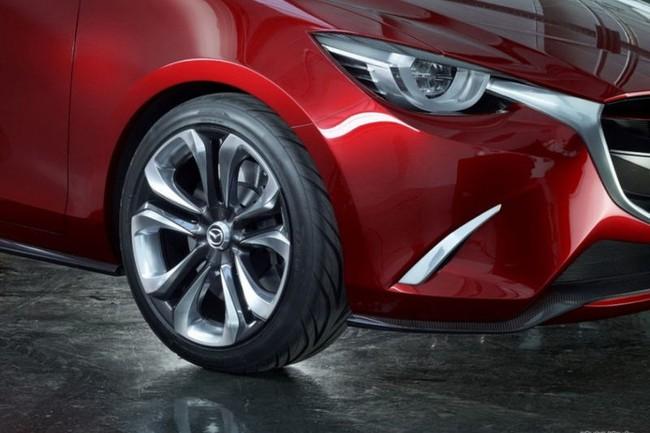 Mazda Hazumi: Hiện thân của Mazda2 thế hệ mới 8
