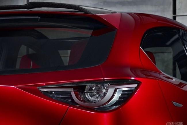 Mazda Hazumi: Hiện thân của Mazda2 thế hệ mới 9