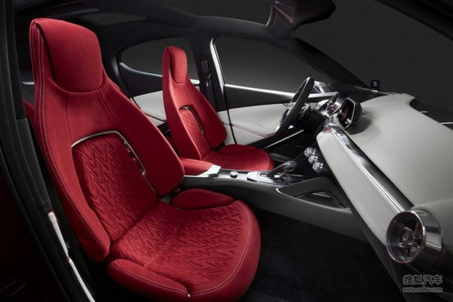 Mazda Hazumi: Hiện thân của Mazda2 thế hệ mới 10