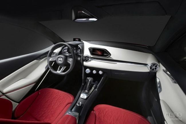 Mazda Hazumi: Hiện thân của Mazda2 thế hệ mới 11