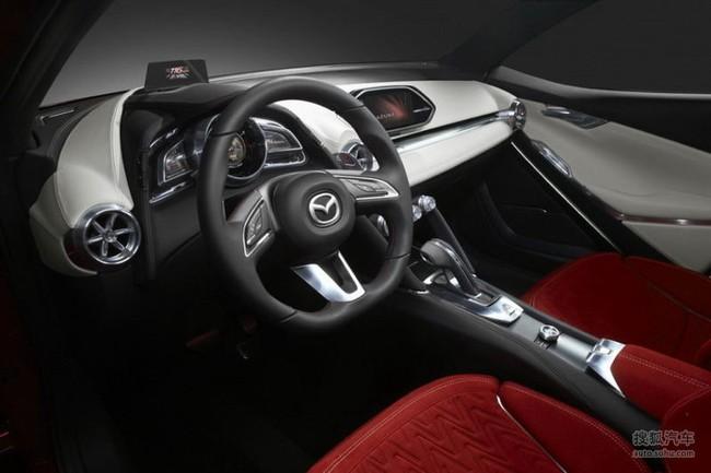 Mazda Hazumi: Hiện thân của Mazda2 thế hệ mới 12