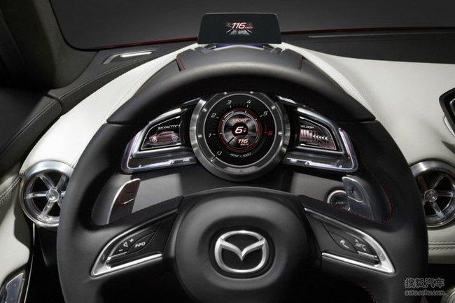 Mazda Hazumi: Hiện thân của Mazda2 thế hệ mới 14