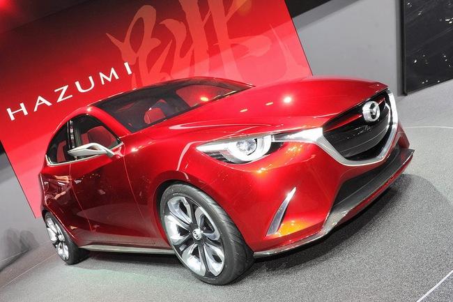 Mazda Hazumi: Hiện thân của Mazda2 thế hệ mới 21