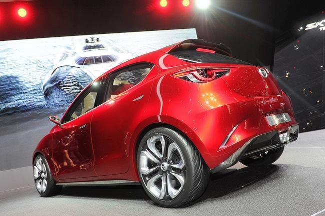 Mazda Hazumi: Hiện thân của Mazda2 thế hệ mới 22