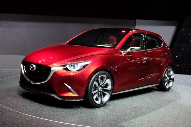Mazda Hazumi: Hiện thân của Mazda2 thế hệ mới 23