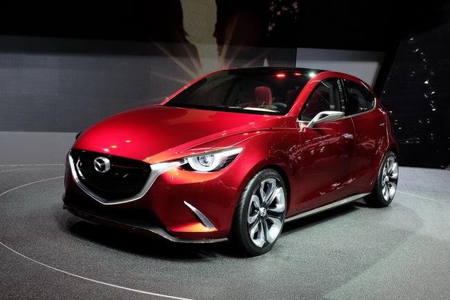 Mazda Hazumi: Hiện thân của Mazda2 thế hệ mới 24