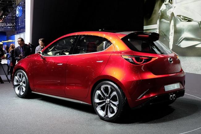 Mazda Hazumi: Hiện thân của Mazda2 thế hệ mới 25