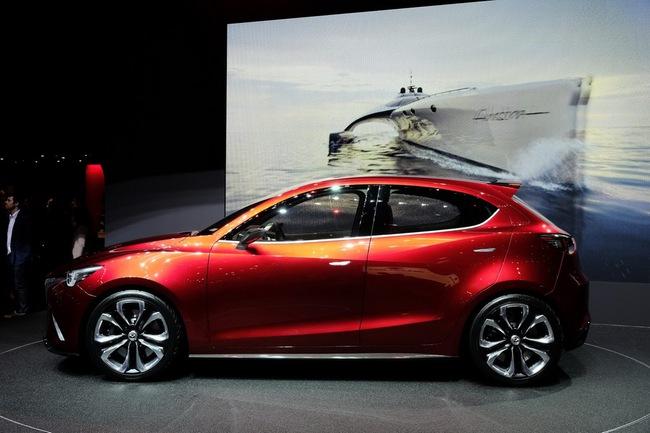 Mazda Hazumi: Hiện thân của Mazda2 thế hệ mới 26