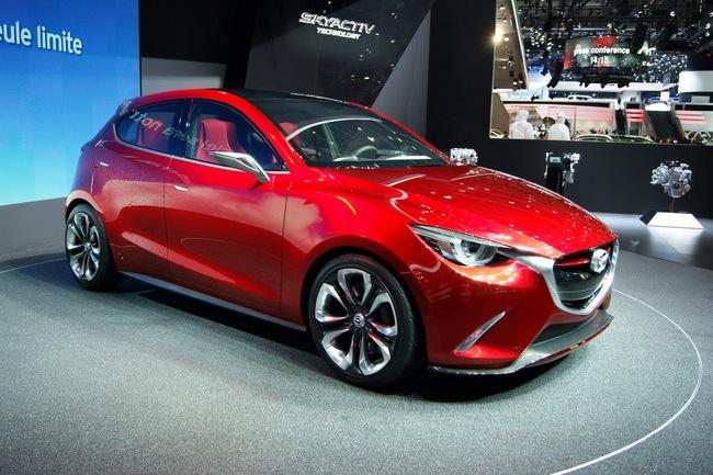 Mazda Hazumi: Hiện thân của Mazda2 thế hệ mới 28