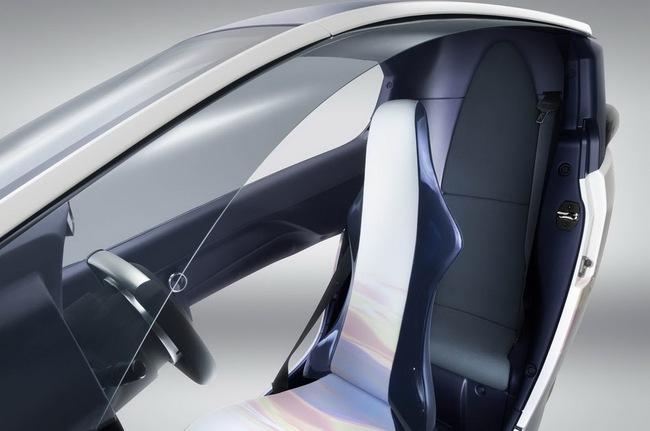 Toyota i-Road bắt đầu đi vào thử nghiệm 16