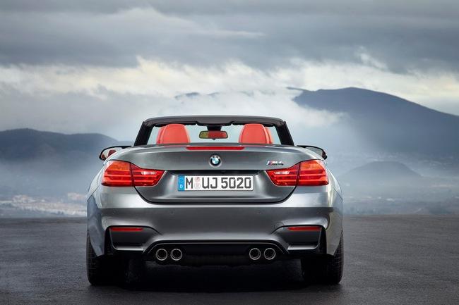 BMW M4 Convertible chính thức trình làng 2