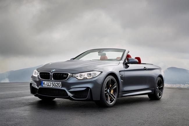 BMW M4 Convertible chính thức trình làng 3