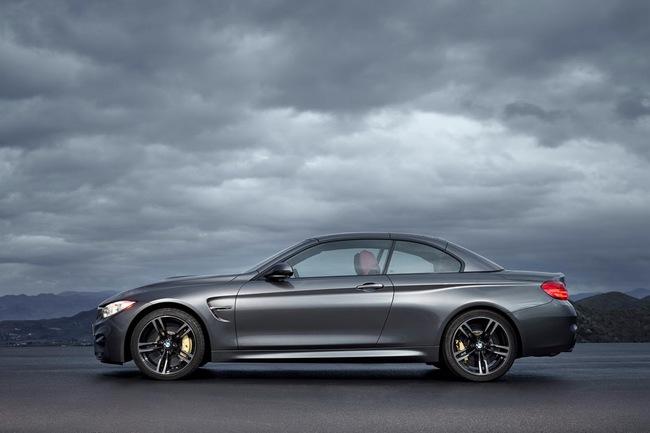 BMW M4 Convertible chính thức trình làng 5