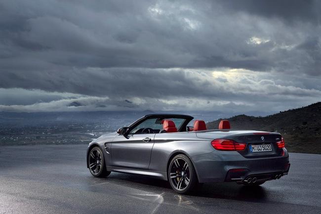 BMW M4 Convertible chính thức trình làng 6
