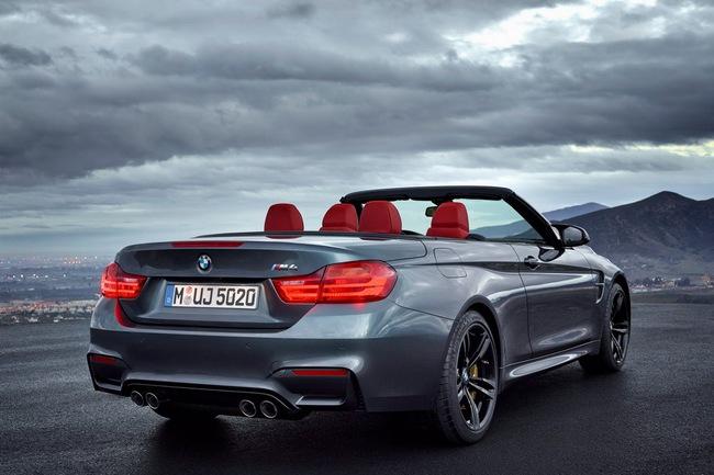 BMW M4 Convertible chính thức trình làng 7