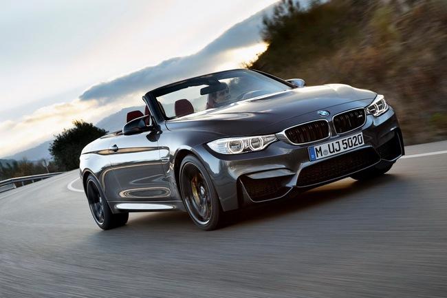BMW M4 Convertible chính thức trình làng 8