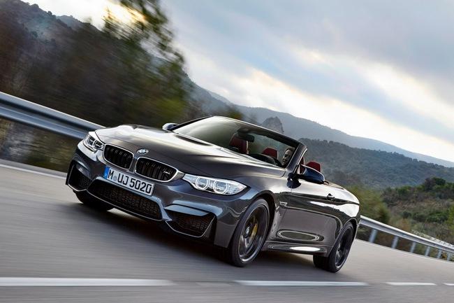 BMW M4 Convertible chính thức trình làng 9