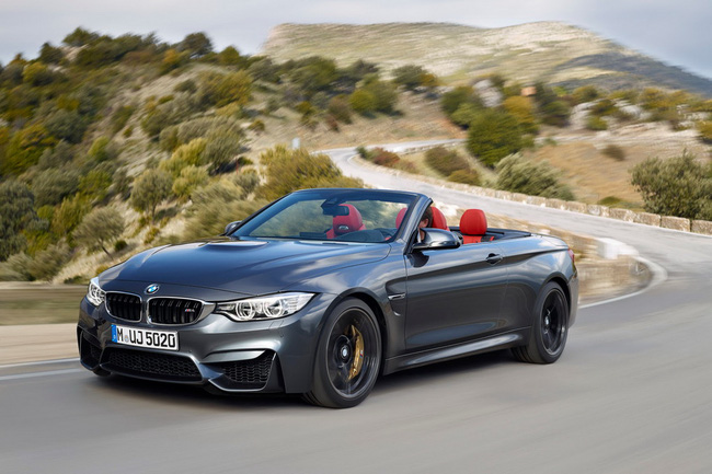 BMW M4 Convertible chính thức trình làng 10