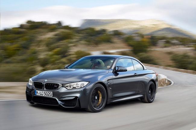 BMW M4 Convertible chính thức trình làng 11