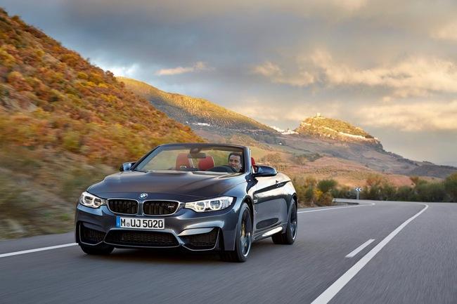 BMW M4 Convertible chính thức trình làng 12
