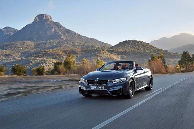 BMW M4 Convertible chính thức trình làng 13