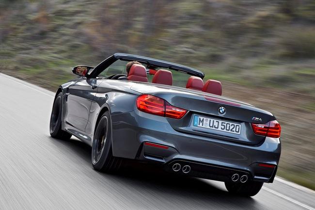 BMW M4 Convertible chính thức trình làng 14