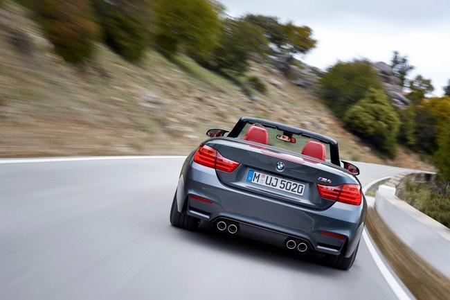 BMW M4 Convertible chính thức trình làng 15