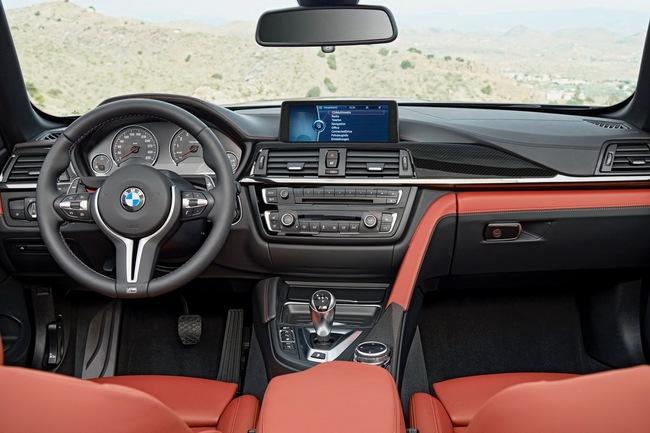 BMW M4 Convertible chính thức trình làng 17