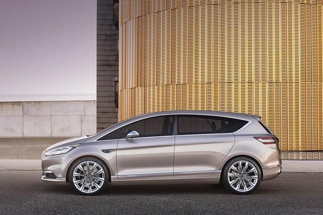 Ford S-MAX Vignale: Đẳng cấp mới cho dòng xe gia đình 2
