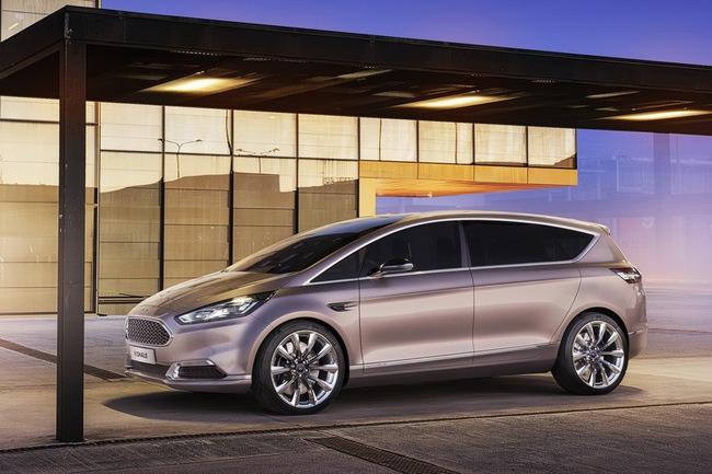 Ford S-MAX Vignale: Đẳng cấp mới cho dòng xe gia đình 3